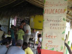 Anacaona Library