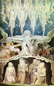 Book of Job by William Blake